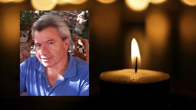 Θλίψη στο Ναύπλιο για την απώλεια του Μάνου Μπούρα