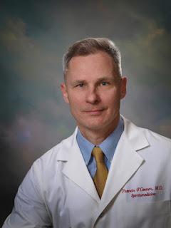 A portrait photo of Dr. Fran O'Connor