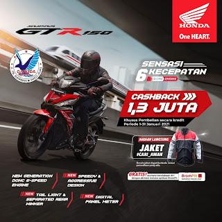 Promo Terbaru sepeda motor Honda Banyuwangi
