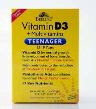 vitamin D along with a multivitamin