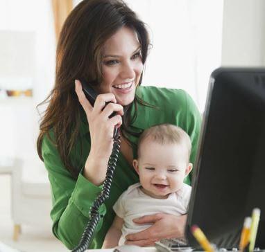 20 نصيحة للعودة إلى العمل بعد إنجاب طفل