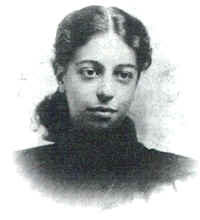 Photograph of Angelina Weld Grimké