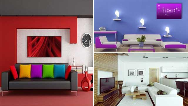 بالصور.. اجمل واحدث افكار ديكورات غرف جلوس عصريه