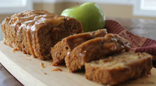 caramel, apples, bread, fall, treats