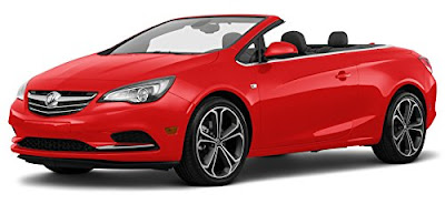 2017 Buick Cascada by Buick