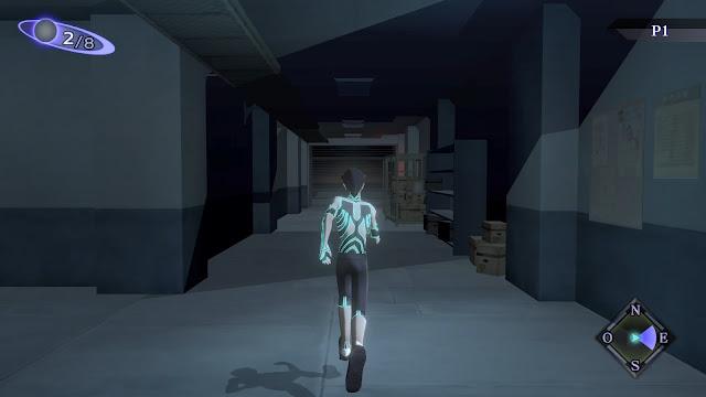 Almacén Subterraneo de Ginza Semioscuro Análisis Shin Megami Tensei III Nocturne HD Remaster
