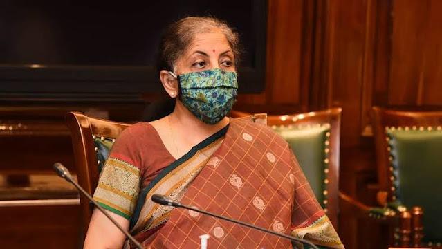 Nirmala Sitharaman press conference
