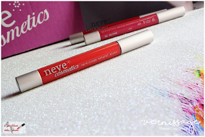 arearea VERNISSAGE Natural Gloss -  Neve Cosmetics