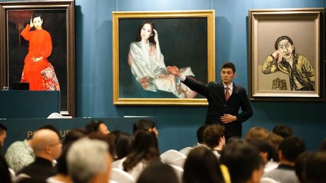 Η Τέχνη κερδίζει το ενδιαφέρον των πλουσιότερων ανθρώπων του πλανήτη