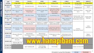 Jadwal, Materi Serta Panduan BDR Di TVRI Tanggal 7 - 13 September 2020