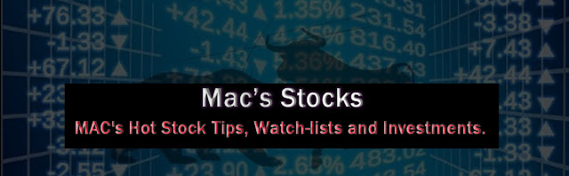 MAC's Stock Tips