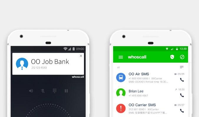 Alternatif TrueCaller Terbaik tuk Smartphone Android - WhosCall