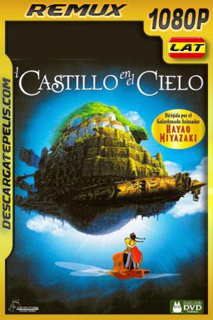 El castillo en el cielo (1986) 1080p BDRemux Latino – Ingles