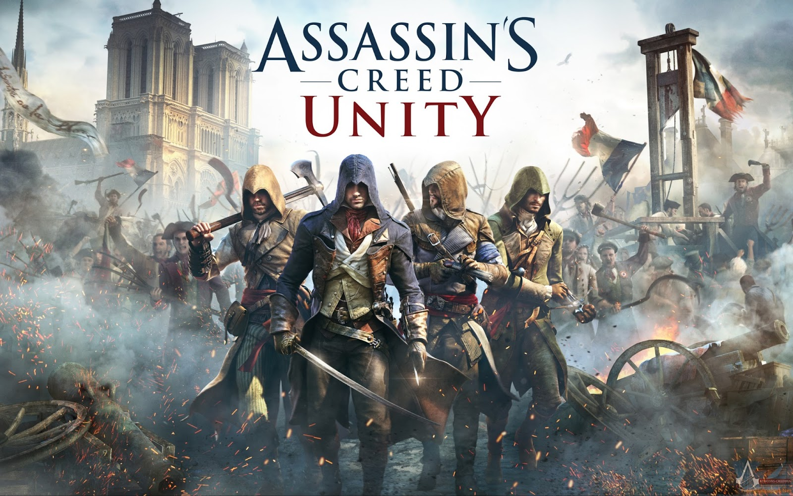 Assassin's creed unity pc game games for pc.