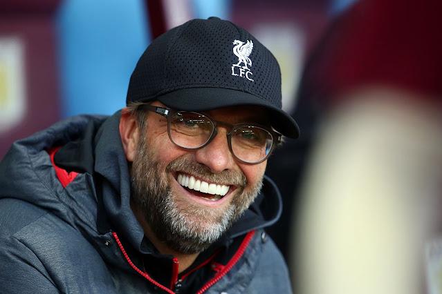 Klopp deserves a statue at Anfield - Steven Gerrard