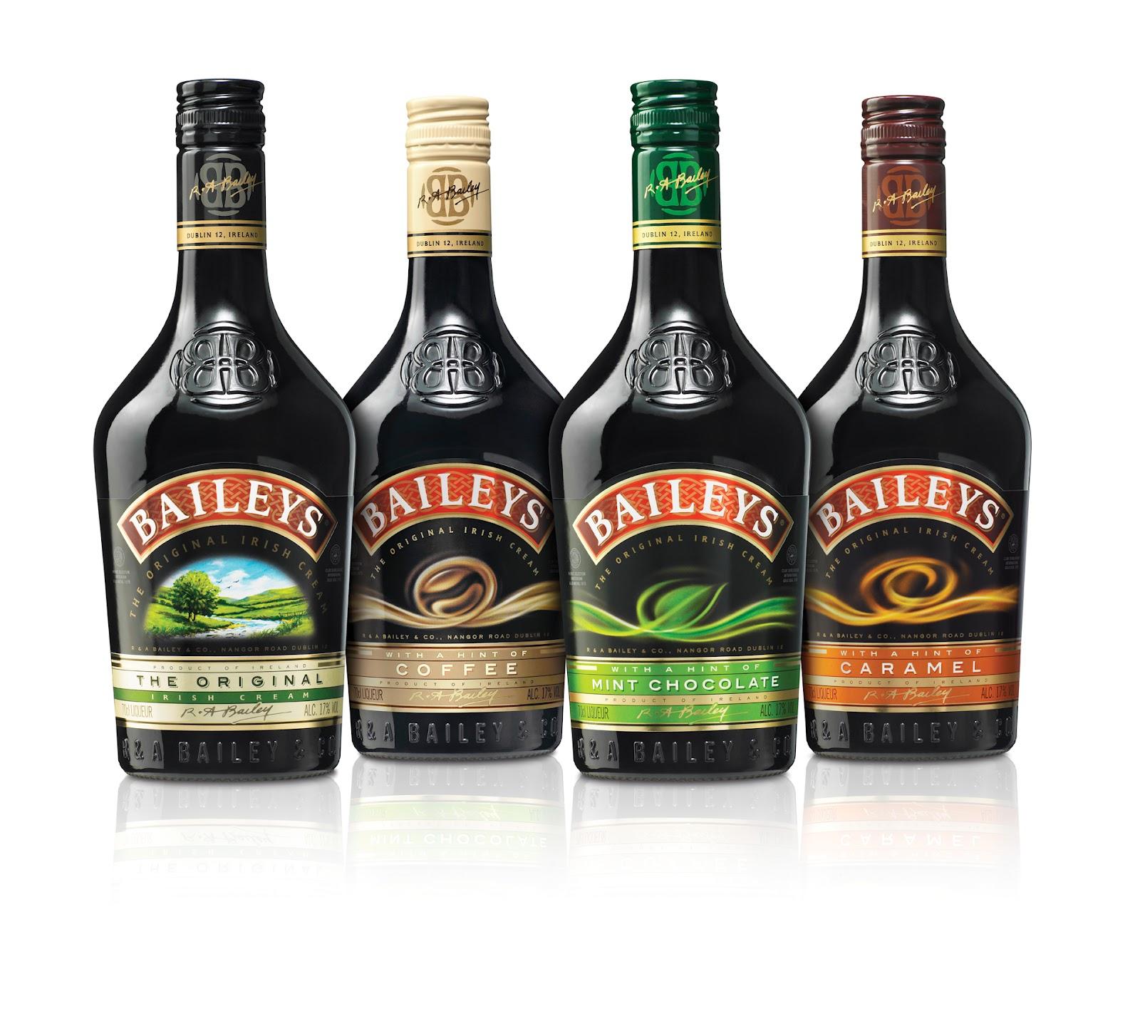 Wedding Spirits With Bailey's Irish Cream