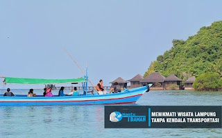 Menikmati Wisata Lampung yang Masih Alami, Tanpa Kendala Transportasi