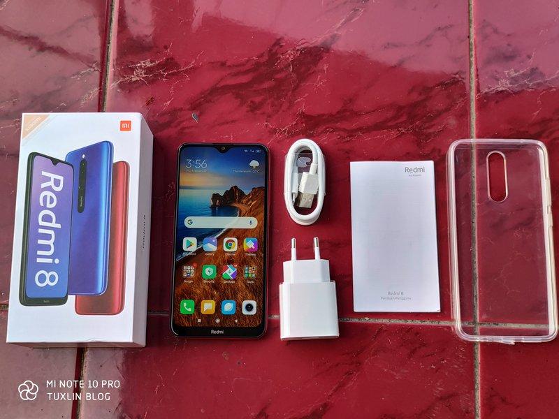 Paket Pembelian Xiaomi Redmi 8