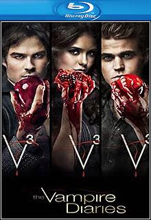 Série The Vampire Diaries 3ª Temporada Completa BluRay 720p Dual Áudio