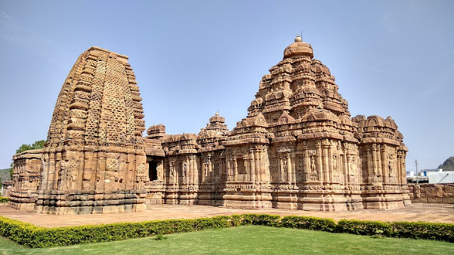 Antik Hindistan Tapınağı