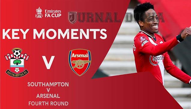 Prediksi Southampton vs Arsenal, Rabu 27 Januari 2021 Pukul 03.15 WIB