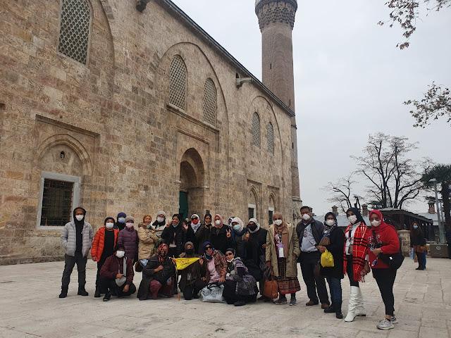 Paket Tour Turki 2021
