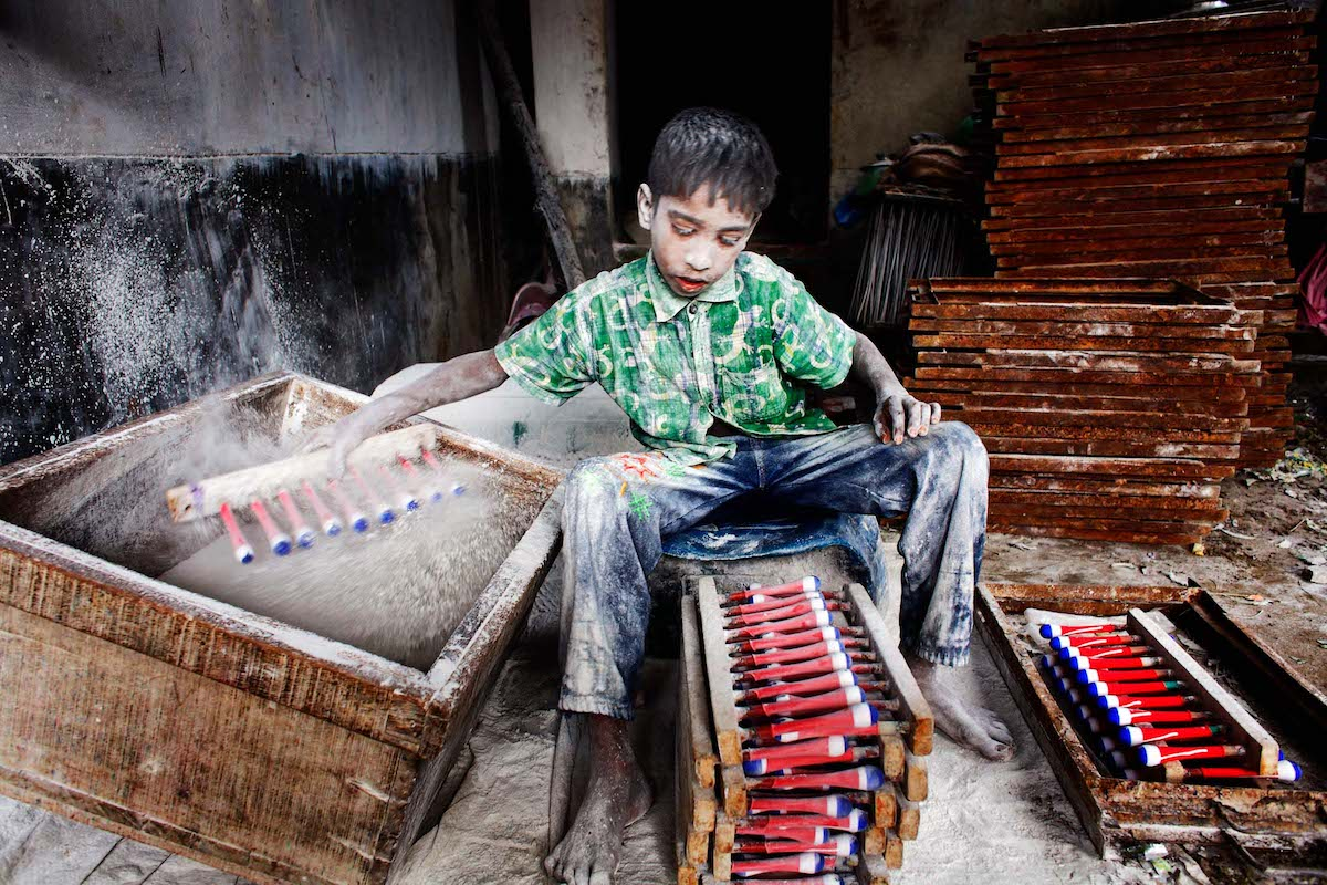 Interview: Bangladeshi Photojournalist Captures The Cruel Reality Of Child Labour