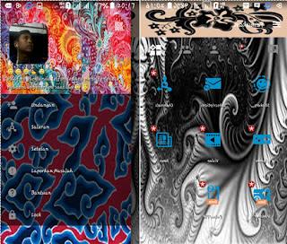 Free Download BBM Mod Batik tulis Khas Indonesia Full DP No Iklan Terupd
