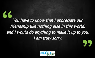 sorry quote #23
