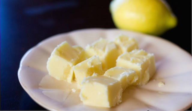 Lemon Fudge #dessert #candy