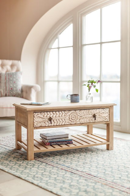 Vandara Storage Coffee Table