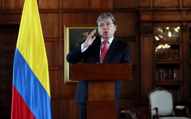 Cancillería de Colombia exige a Maduro respeto a su pueblo, a su presidente y al país (COMUNICADO)