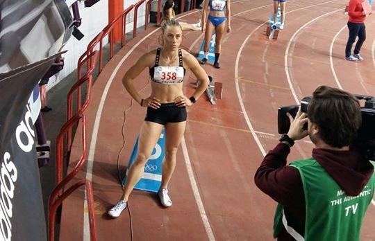 Πρωταθλήτρια Ελλάδας η Ελπίδα Καρκαλάτου από την Αργολίδα!!!