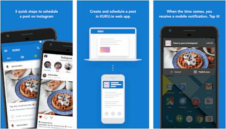 Aplikasi instagram planner - kuku