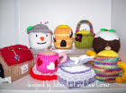 KNITTED PIN CUSHION COLLECTION