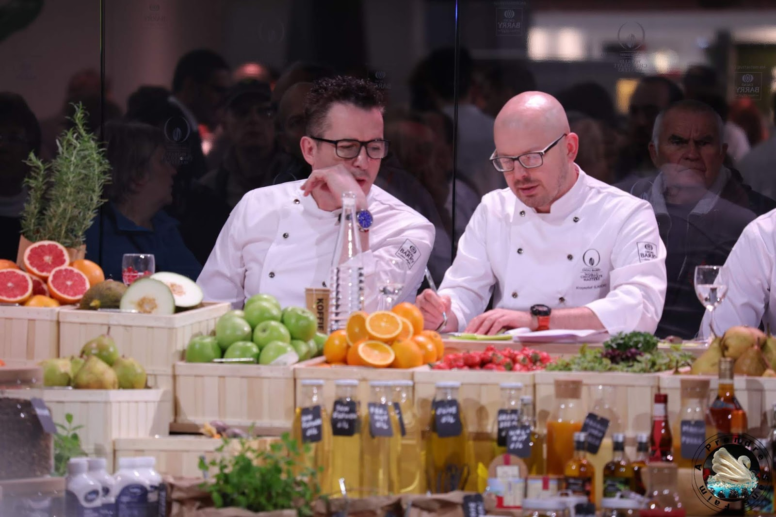 Finale internationale des World Chocolate Masters au Salon du Chocolat 2018