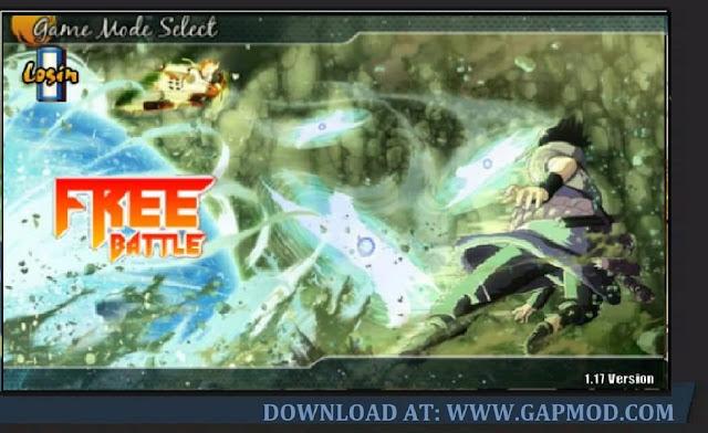 Naruto Senki Storm 4 Akatsuki Apk Mod by Giyu