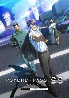 Psycho-Pass: Sinners of the System Case.2 1080p Eng Sub
