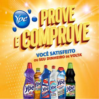 Promoção Prove e Comprove Ypê