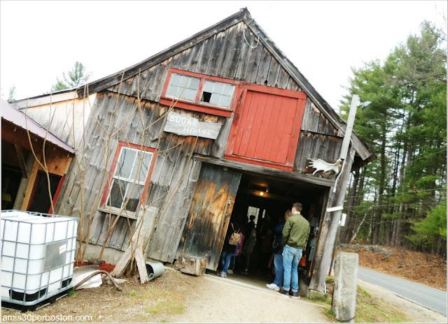 Sugar House New Hampshire