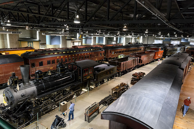 The Railroad Museum of Pennsylvania