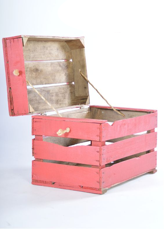 Cajones de madera reciclados - Reciclar cajones de madera ...