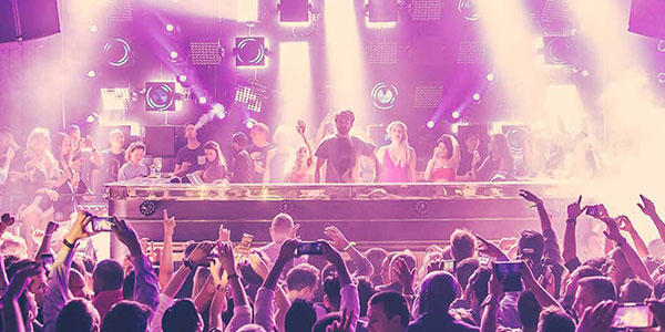 NightLife And NightClubs Of Los Vegas