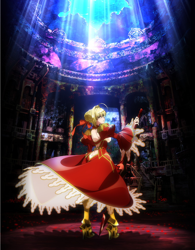Fate/Extra Last Encore (dublado)