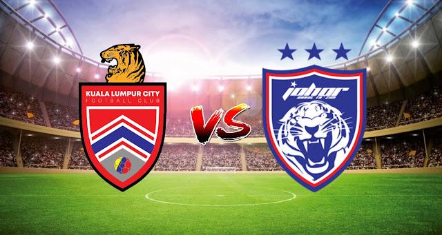 Live Streaming Kuala Lumpur FC vs JDT FC 30.4.2021 Liga Super
