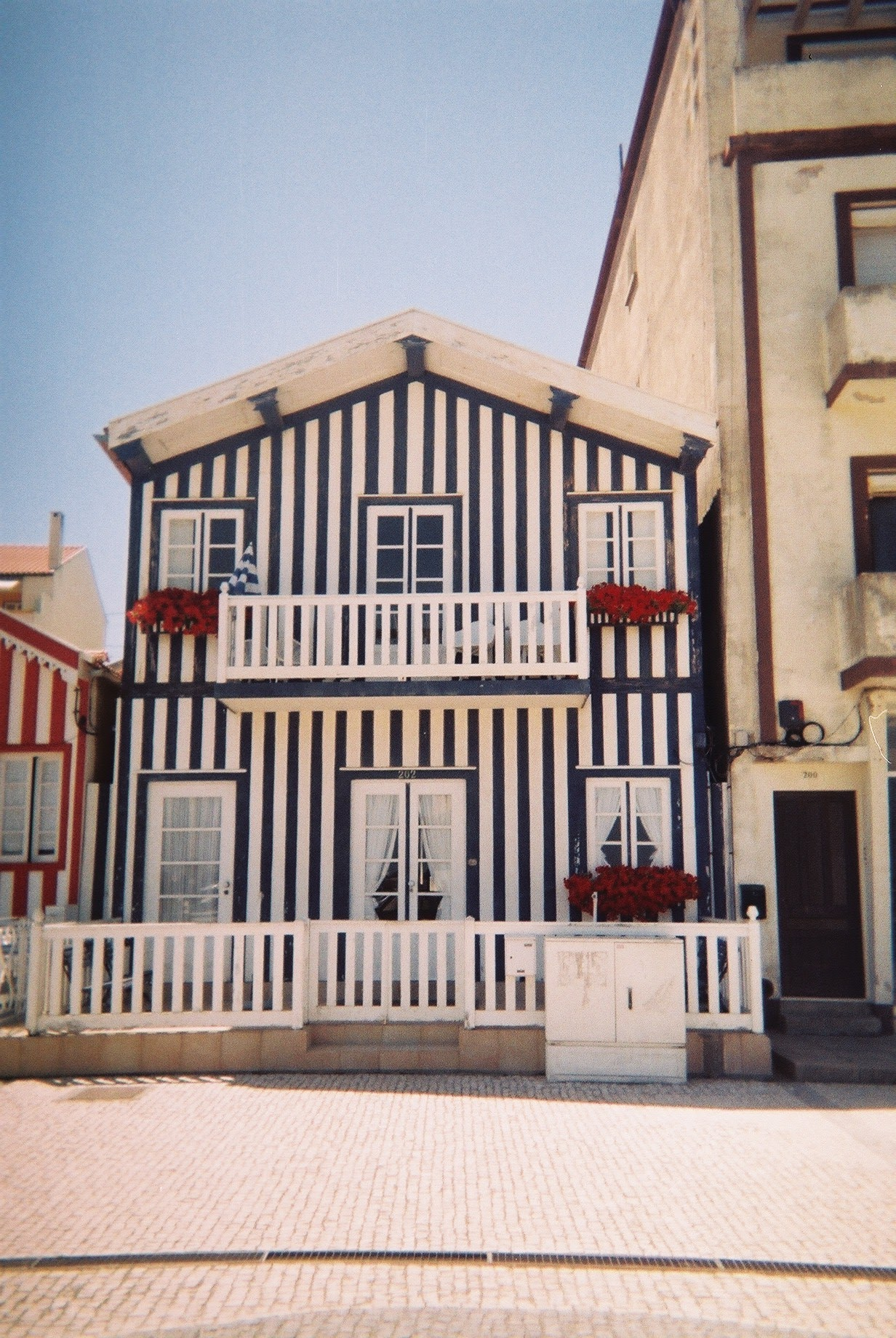 Casas da Costa Nova, Aveiro