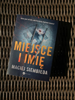 """""""Miejsce i imię"""" Maciej Siembieda, fot. paratexterka ©"""