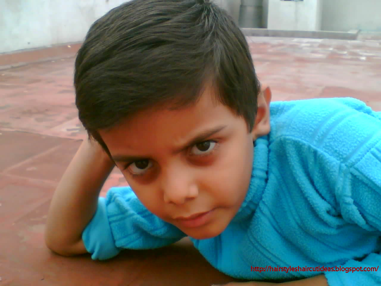 Modern Haircuts 2012 Side Part Hairstyle For Boys Indian