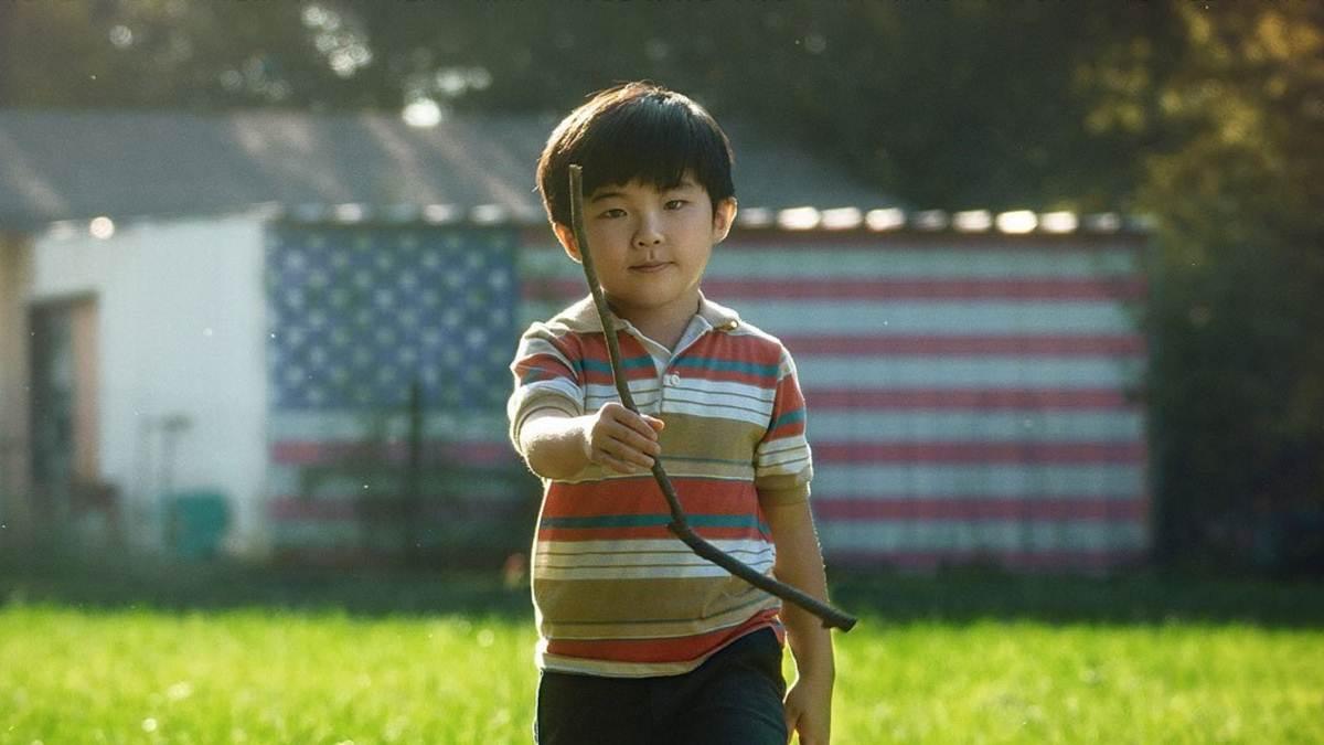 Alan Kim sebagai David Yi