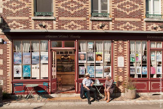 GIverny Baudi lugares con encanto Normandia viaje Francia en coche